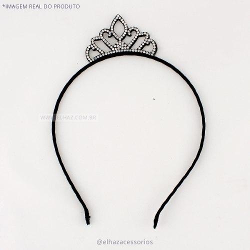 Tiara Lol Coroa Strass Princesinha