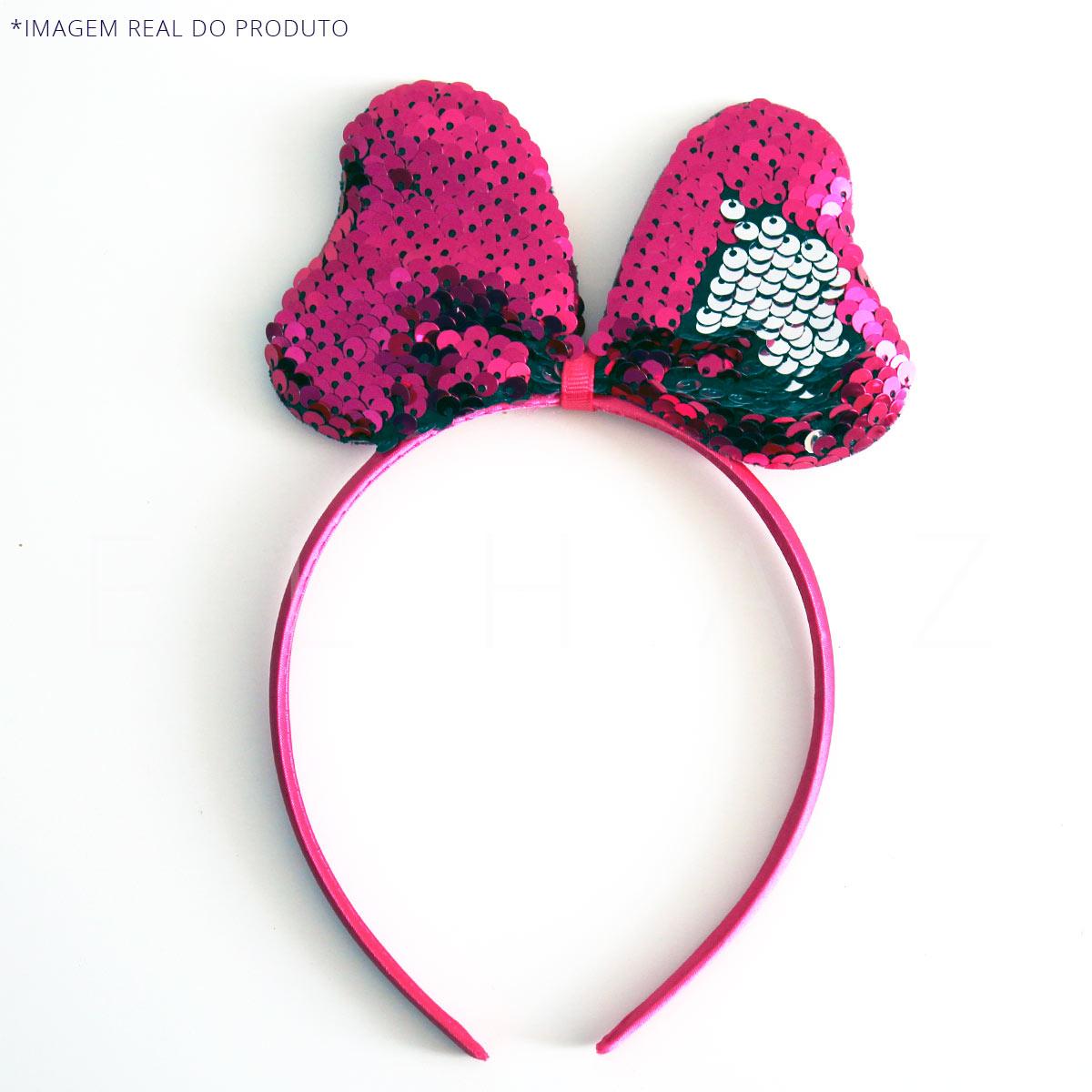 tiara minnie Pink