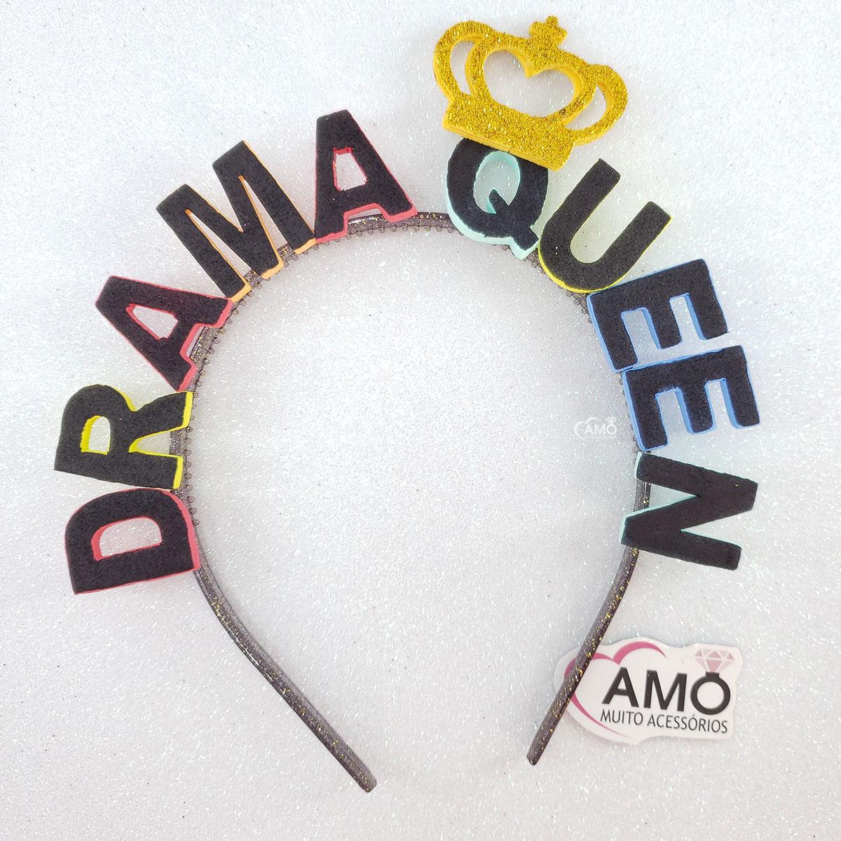 Tiara De Carnaval Drama Queen Eva