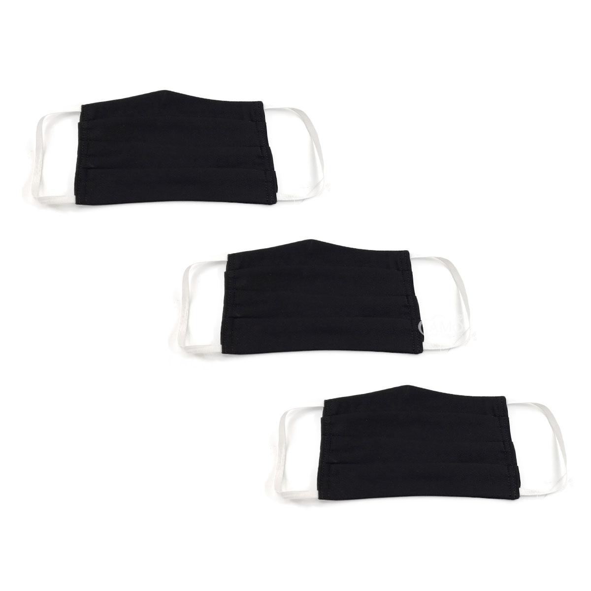 kit com mascaras de tecido