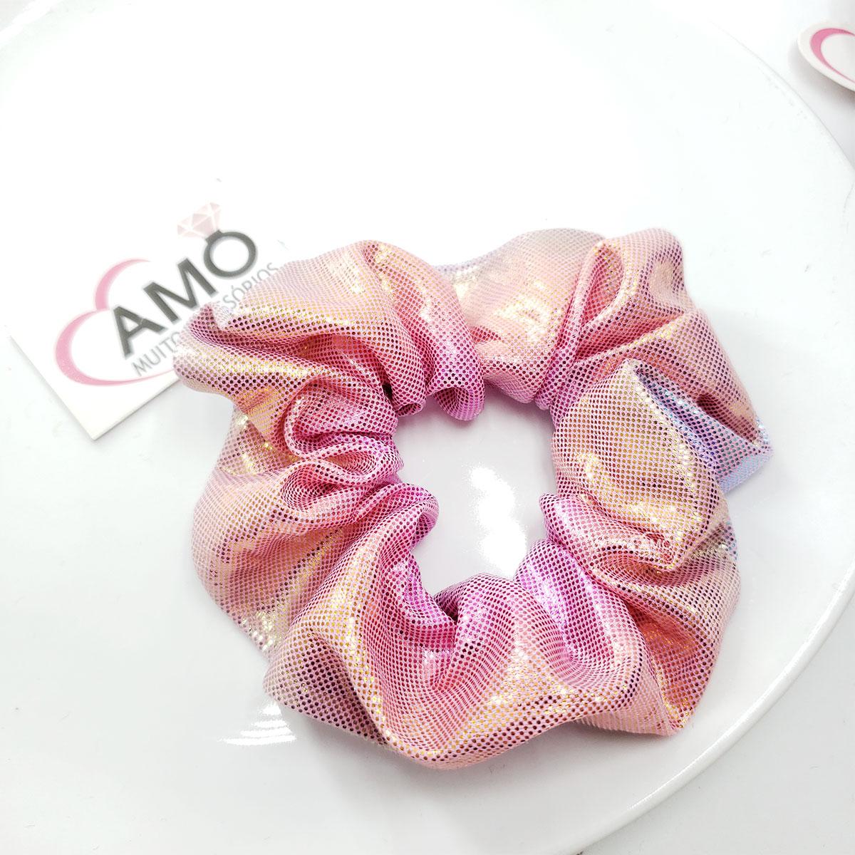 scrunchie-holografico-rosa