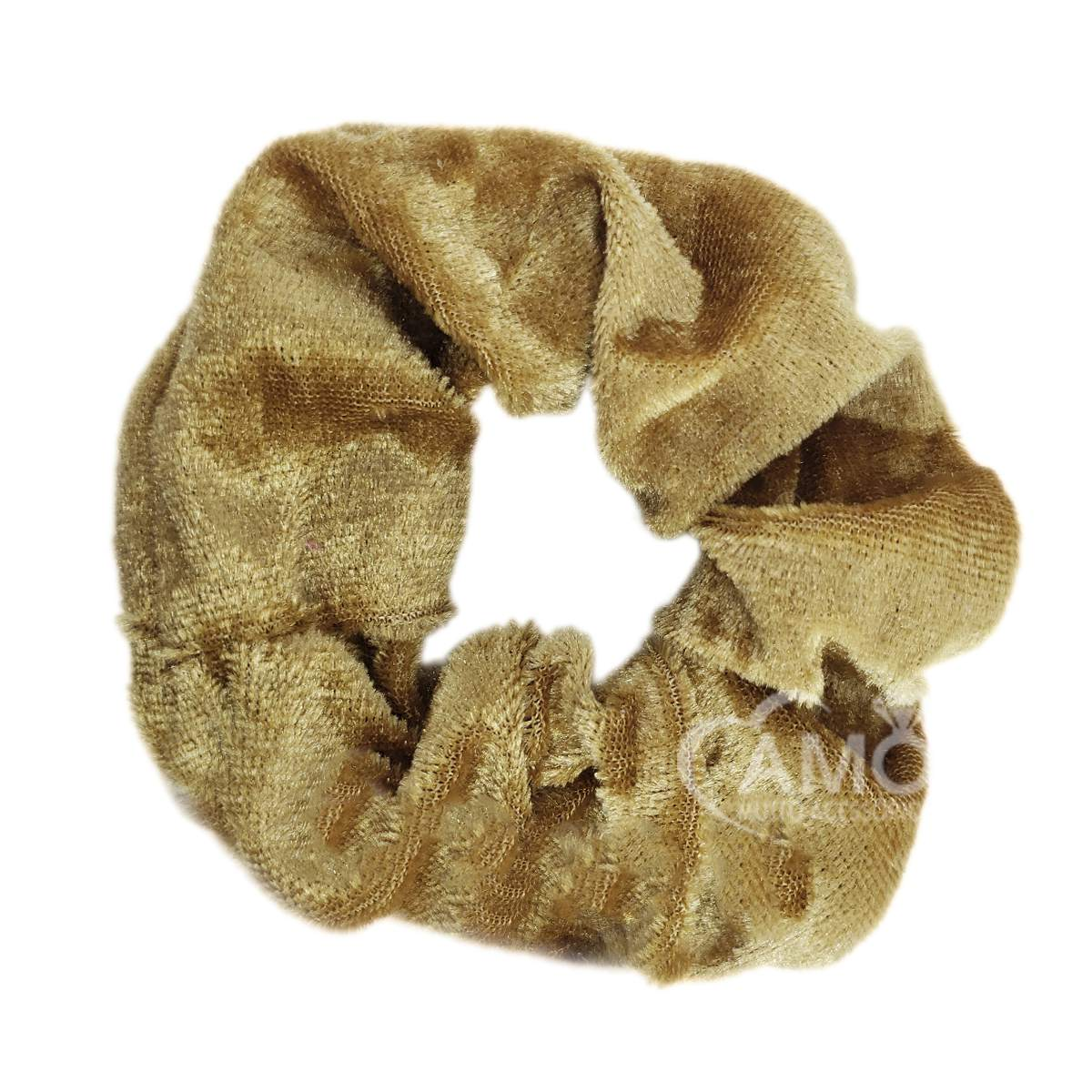 scrunchie adulto de veludo